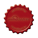 Certified by miha bodytec